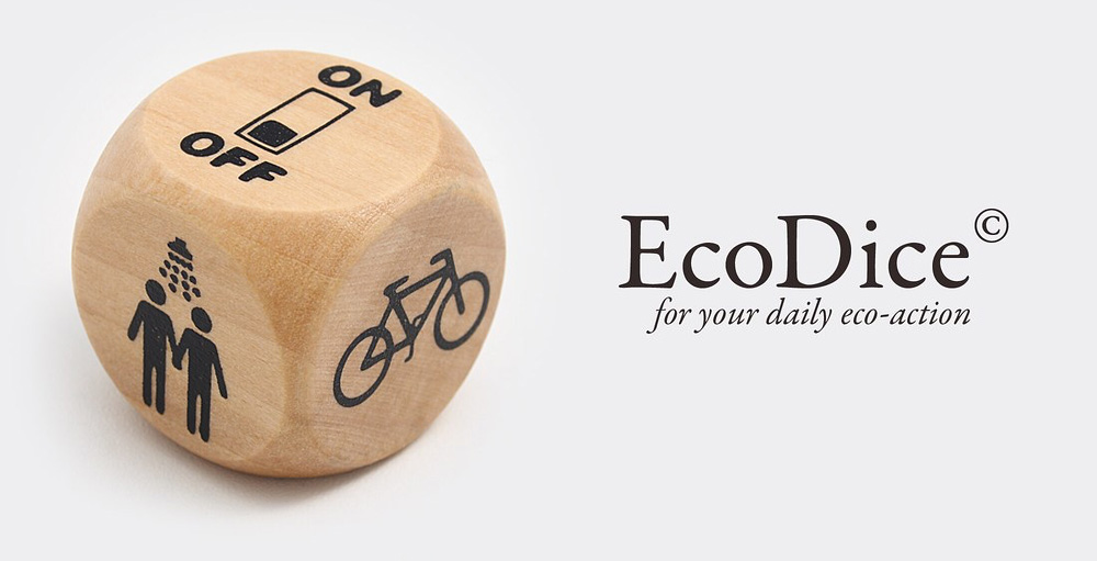 EcoDice for your daily eco-action