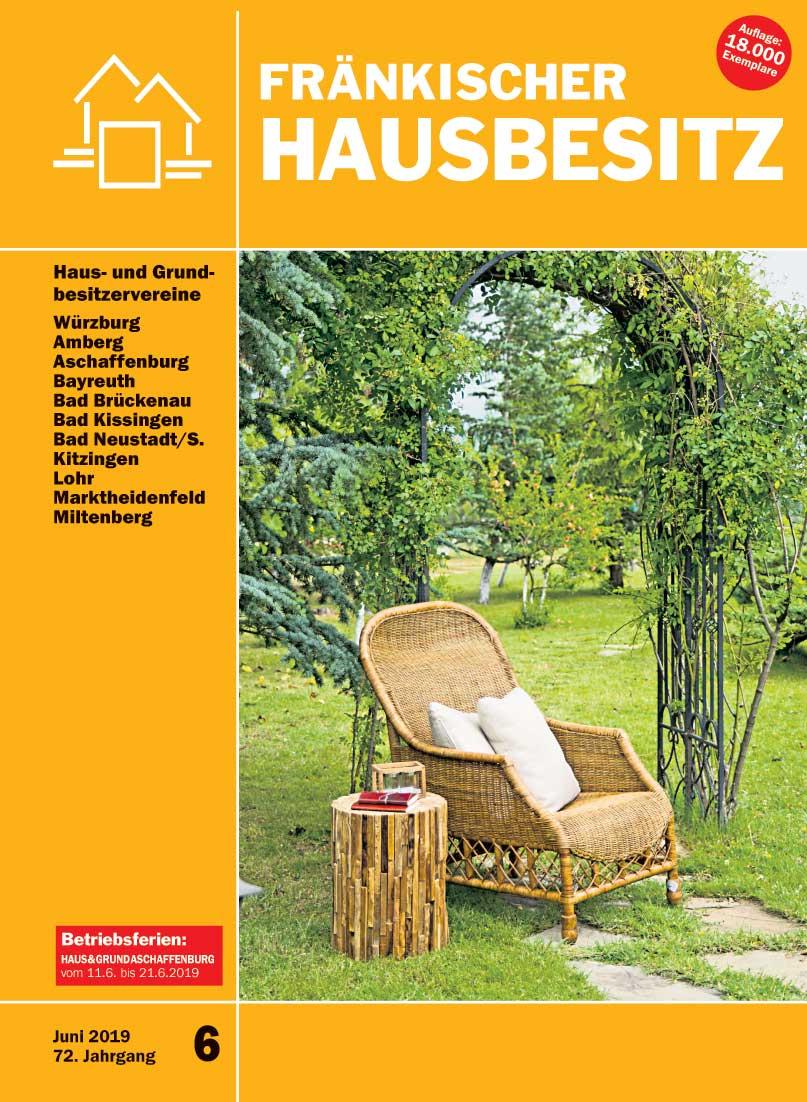 Fränkischer Hausbesitz Würzburg