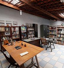 Biblioteca do Minimuseu Firmeza