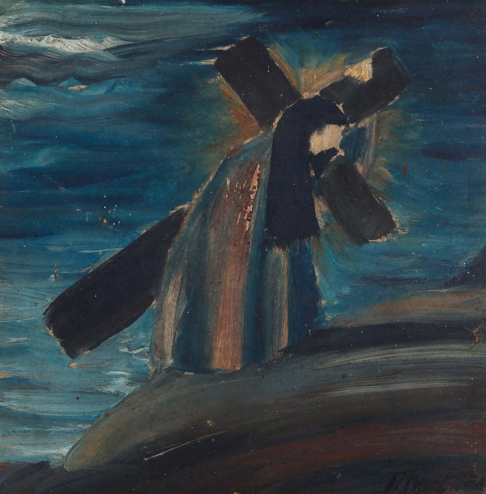Jesus no calvário