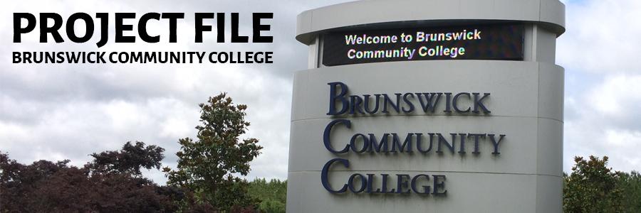 Project File: Brunswick Community College