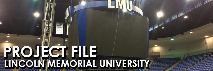 "Project File: B. Frank ""Tex"" Turner Arena at LMU"