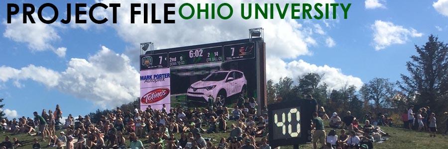 Project File: Ohio University