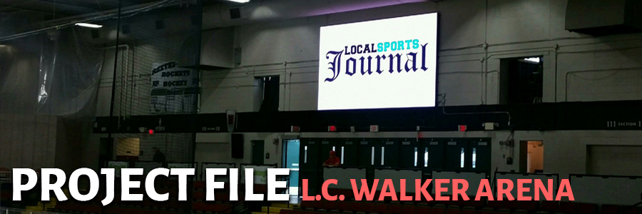 Project File: LC Walker Arena
