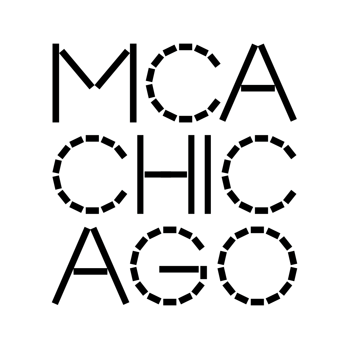 Museum of Contemporary Art Chicago Logo