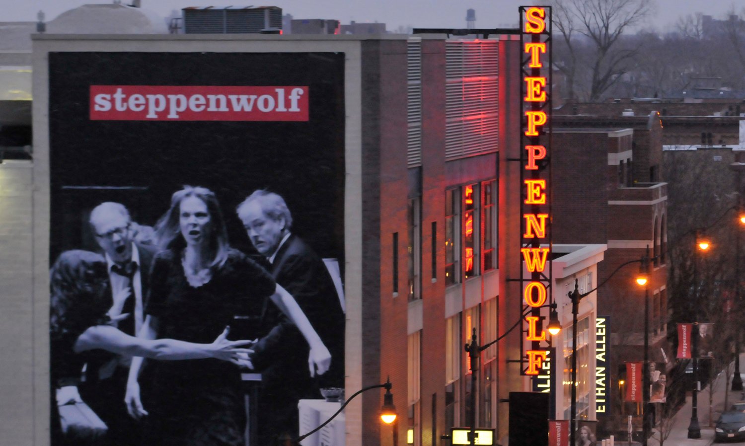 Steppenwolf Theatre exterior