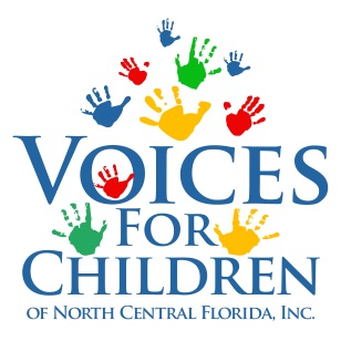 Voices for Children Logo with link to their website
