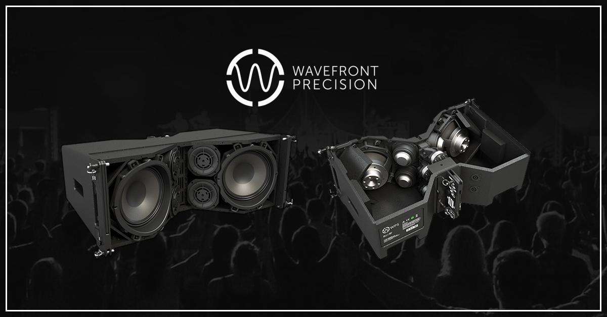 Martin Audio adds WPS to Wavefront Precision Line Array series