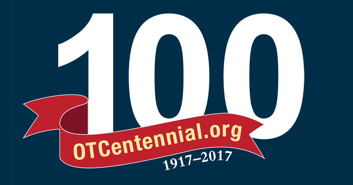 Moments from 100 Years of Occupational Therapy