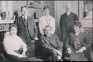 The Founders in 1917