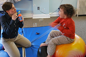 Working With Children With Autism
