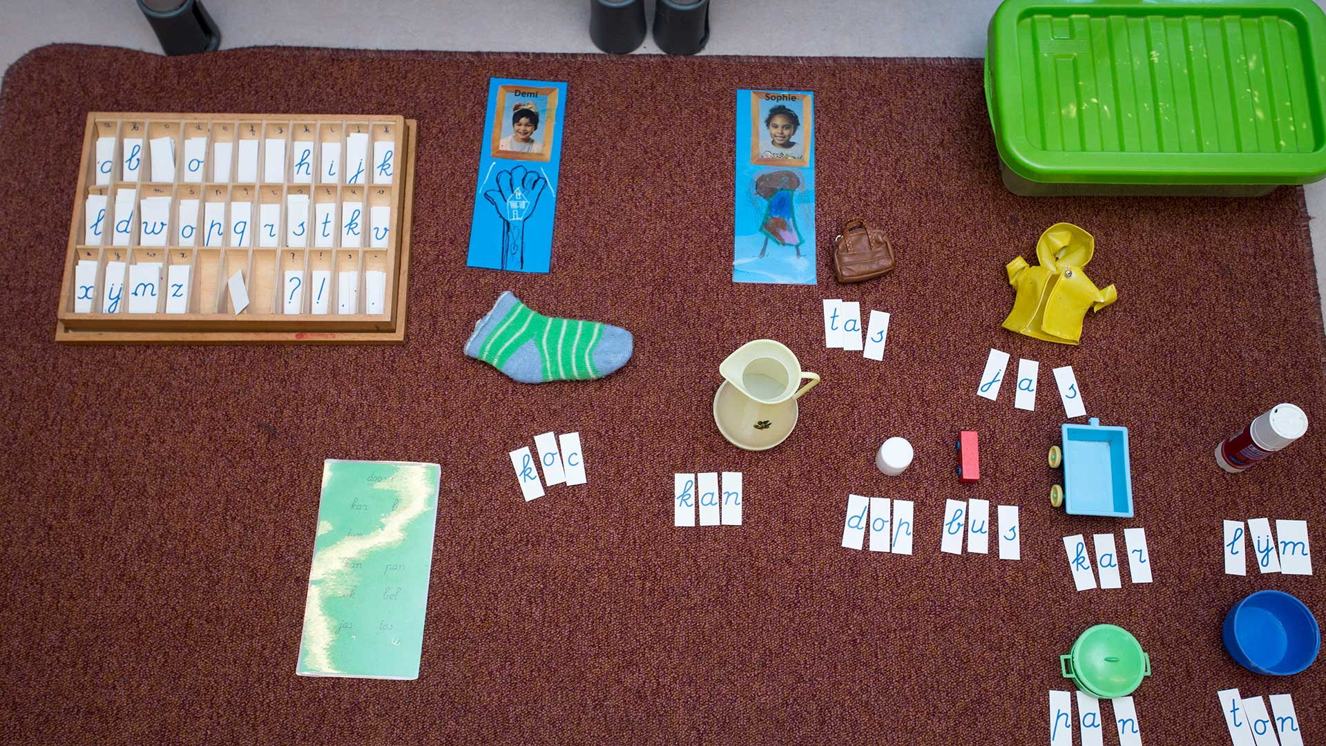 Montessori onderwijs