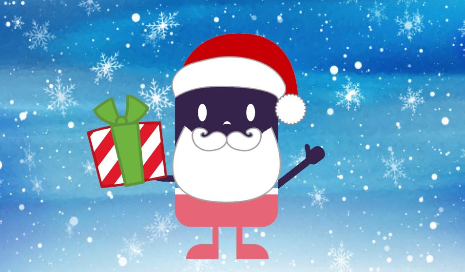 Kerstbingo link