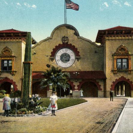 Sunset Station History