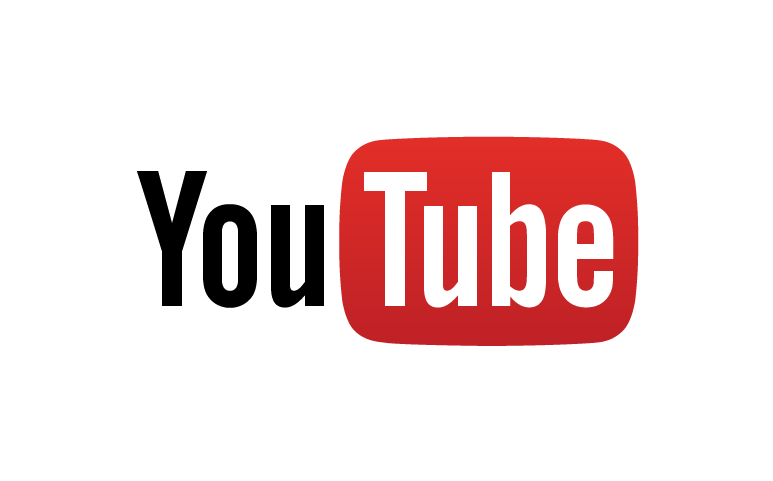 Youtube logo with link to their youtube