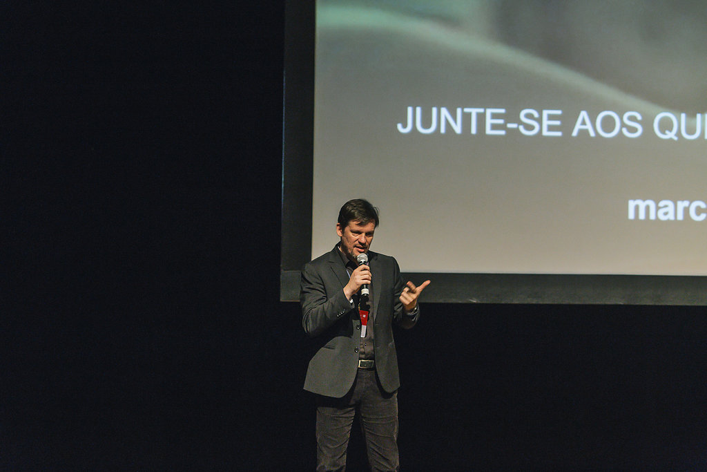 Marcelo Lombardo, CEO da Omie, palestrante do Assinaturas Day 2017.