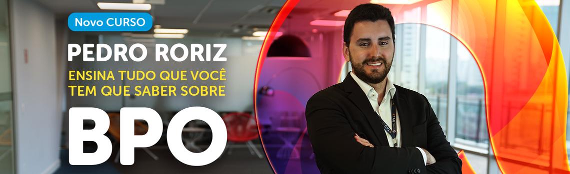 Novo CURSO | Pedro Roriz ensina tudo que você tem que saber sobre BPO