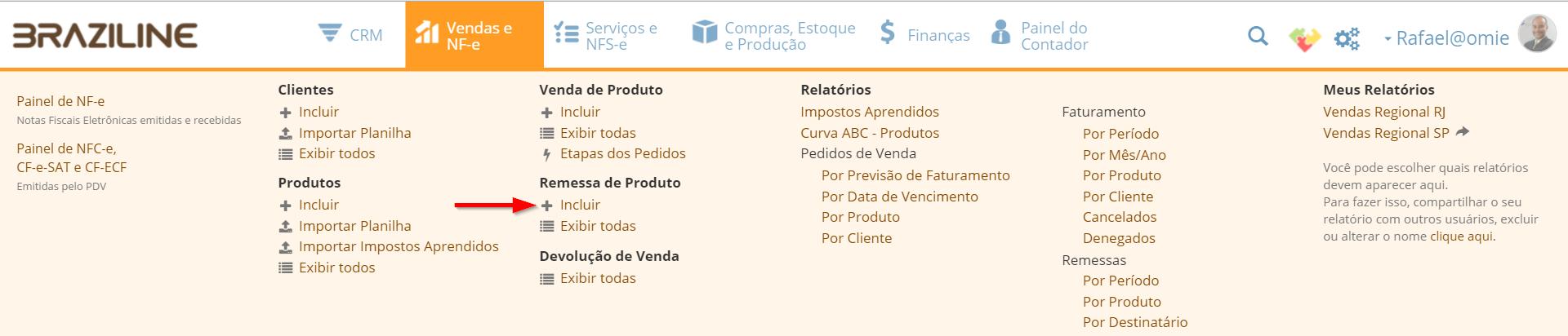 trocar cupom por nota fiscal eletronica nfe brasil