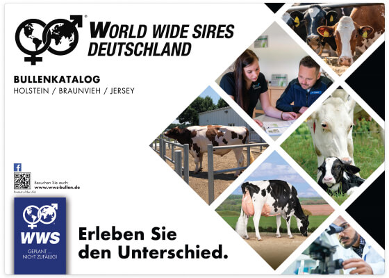 World Wide Sires Deutschland Bullenkatalog