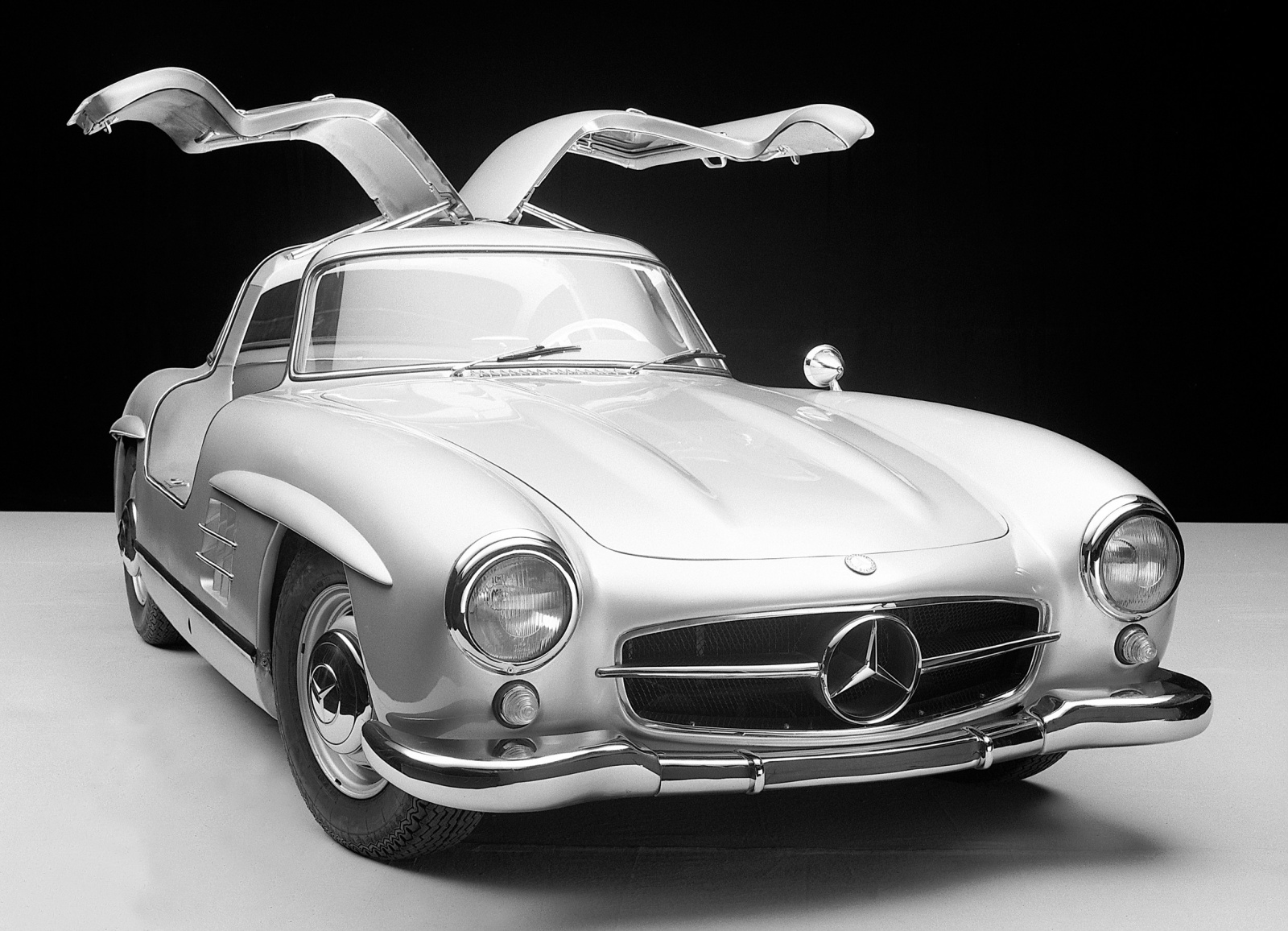 Mercedes-Benz W198 300SL Gullwing For Sale USA