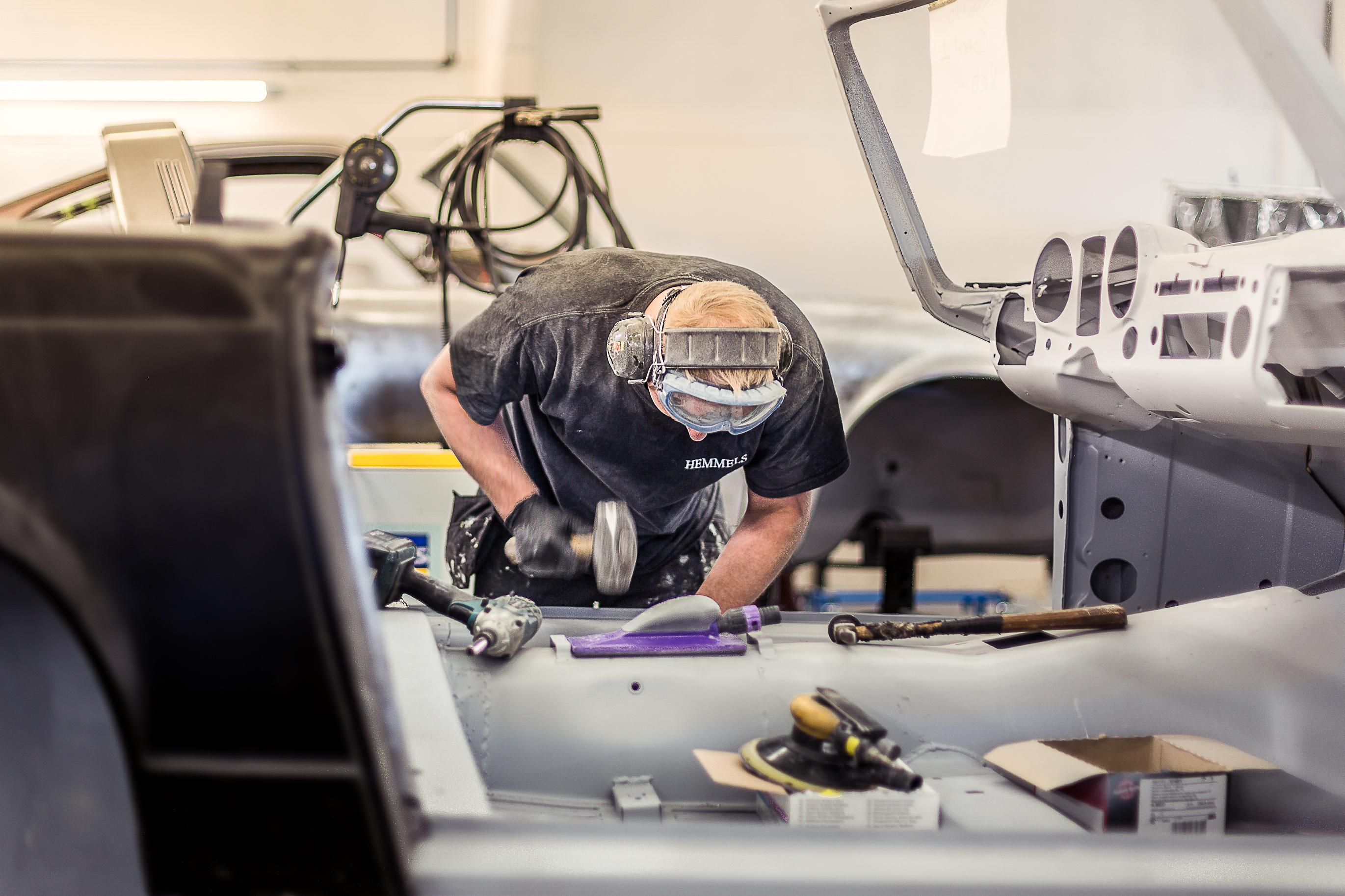 Body work Mercedes-Benz W113 280SL Pagoda by Hemmels