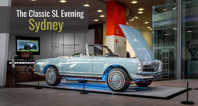 Mercedes Benz SL For Sale Sydney