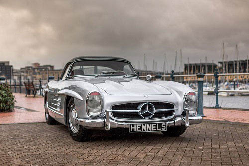 Classic Mercedes Benz W198 300SL for sale