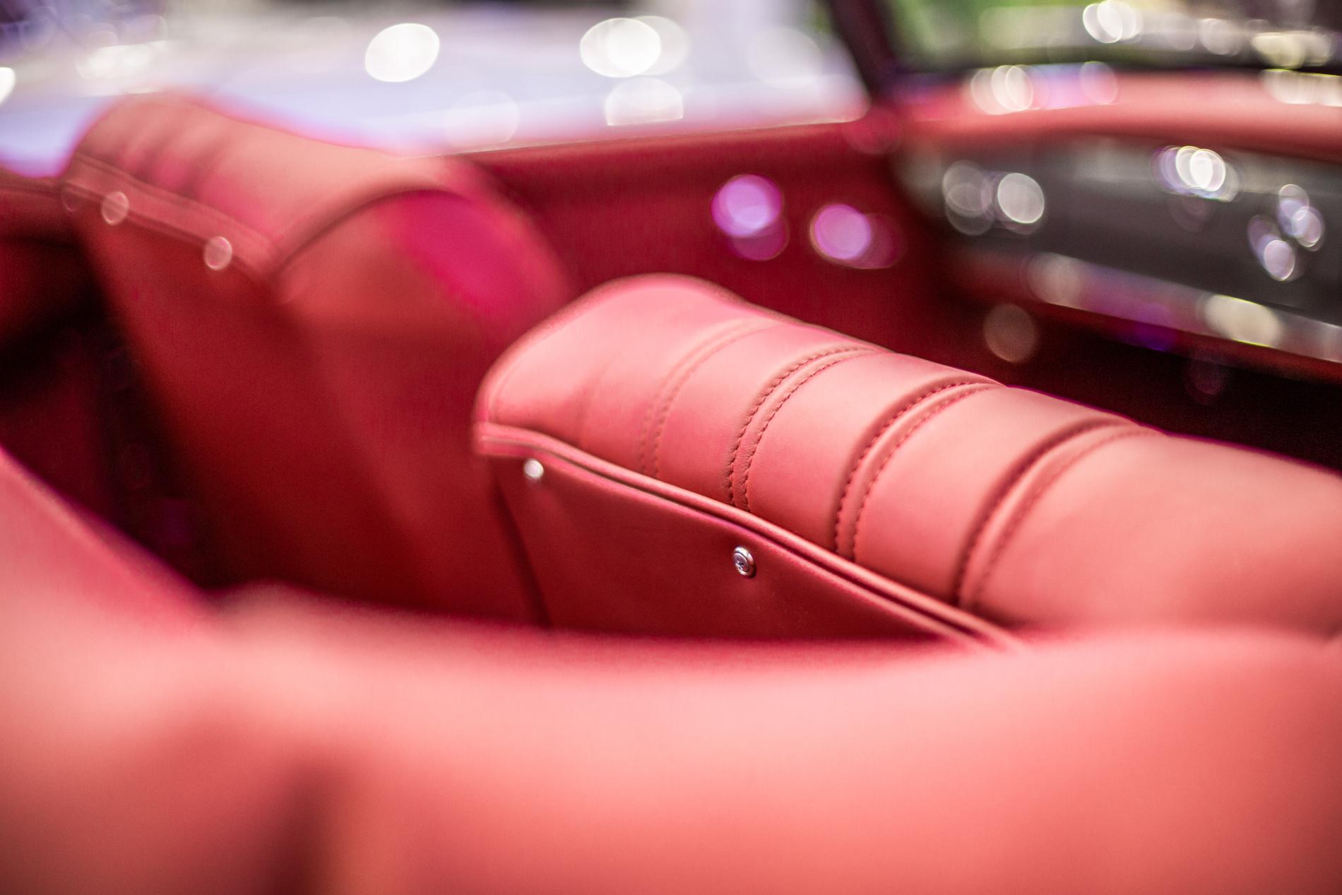 Hemmels W121 190SL in the Showroom