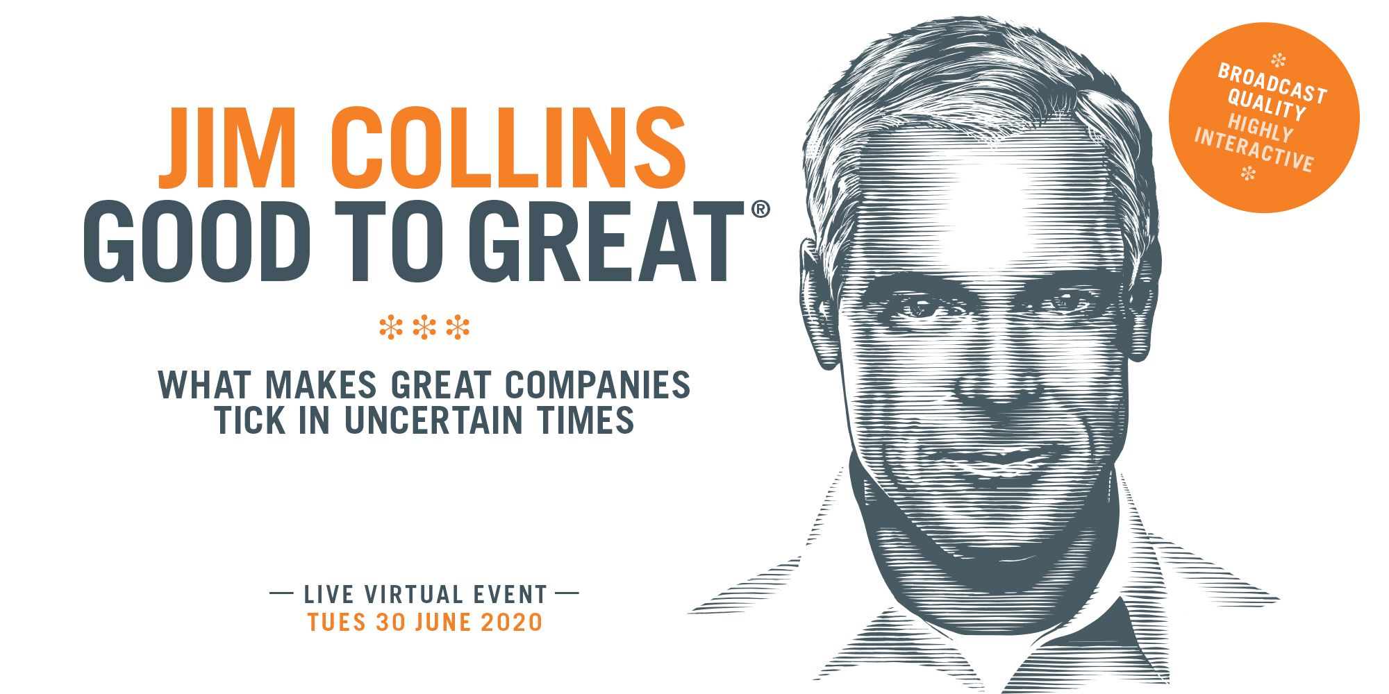 JIM COLLINS GOOD TO GREAT