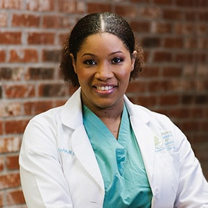 Dr. Kimberly Hodge M.D.