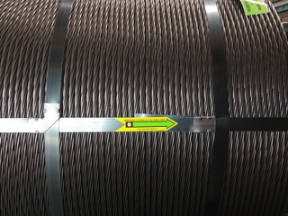 Steel Strand decoiling