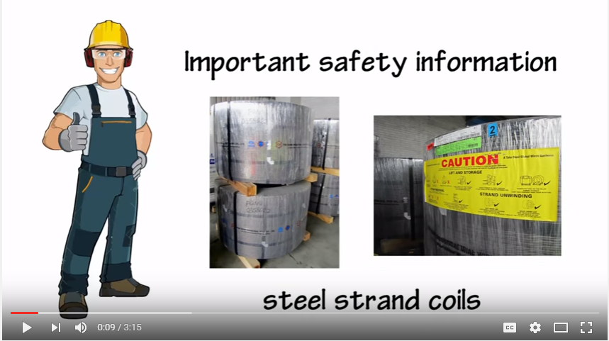 Video - Coil Handling