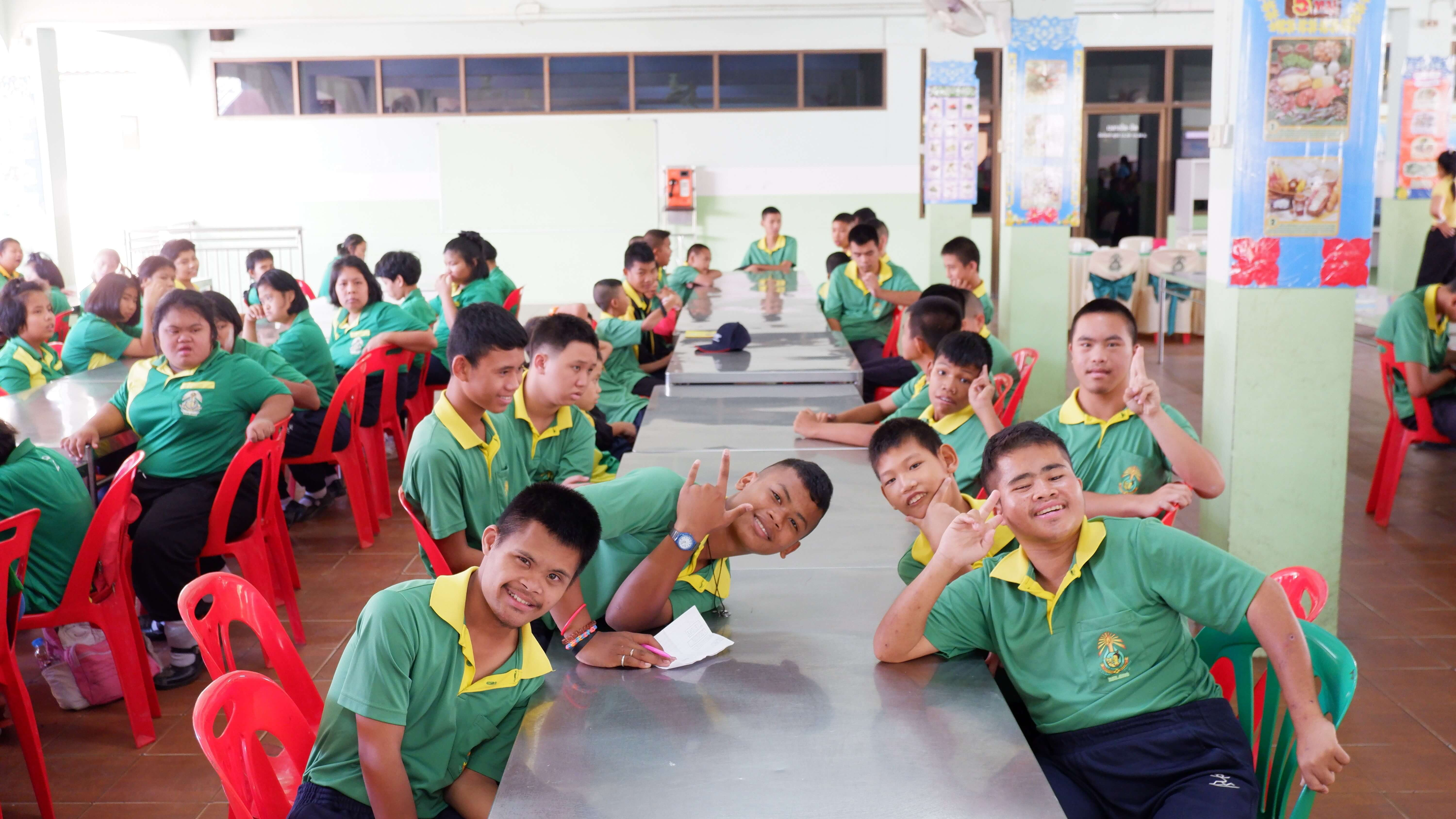 Megasteel Supports Panyanukul Special Needs School in Thailand