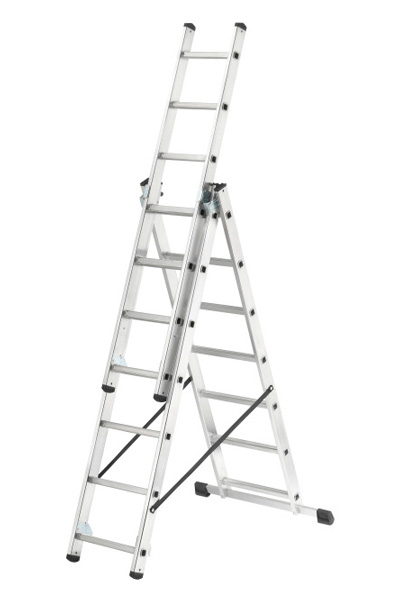 Hailo Triple Combination Ladder (3-Section)