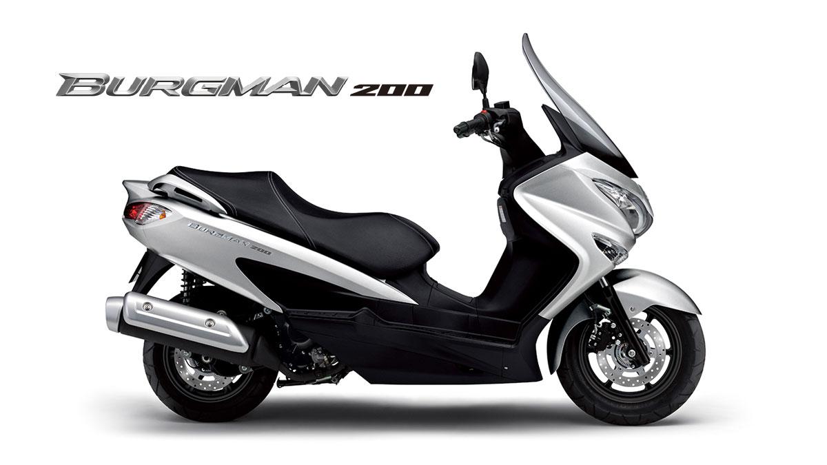 UH200 Burgman