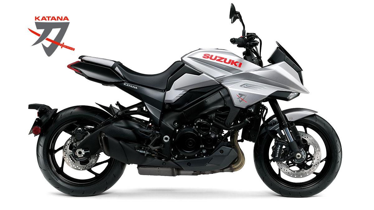 Katana GSX-S1000SM0