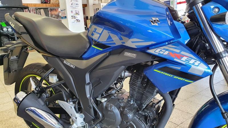 SOLD - Suzuki GSX150 Naked