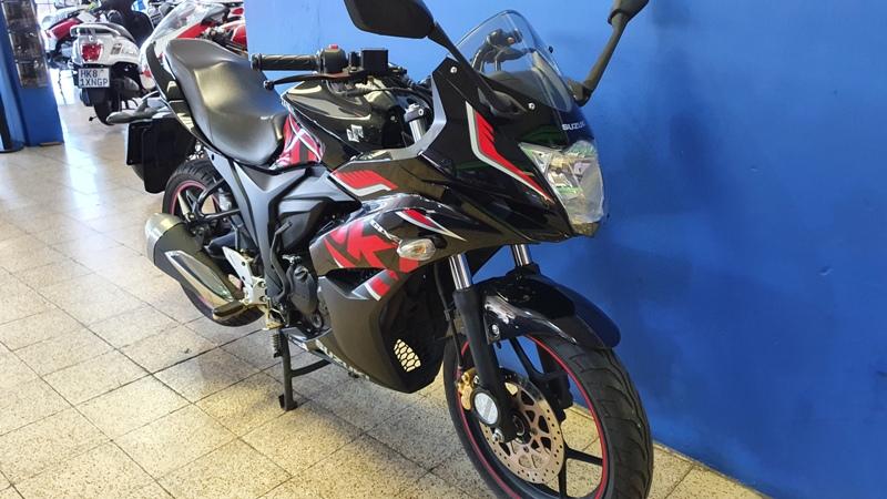 Suzuki GSX150F - SOLD