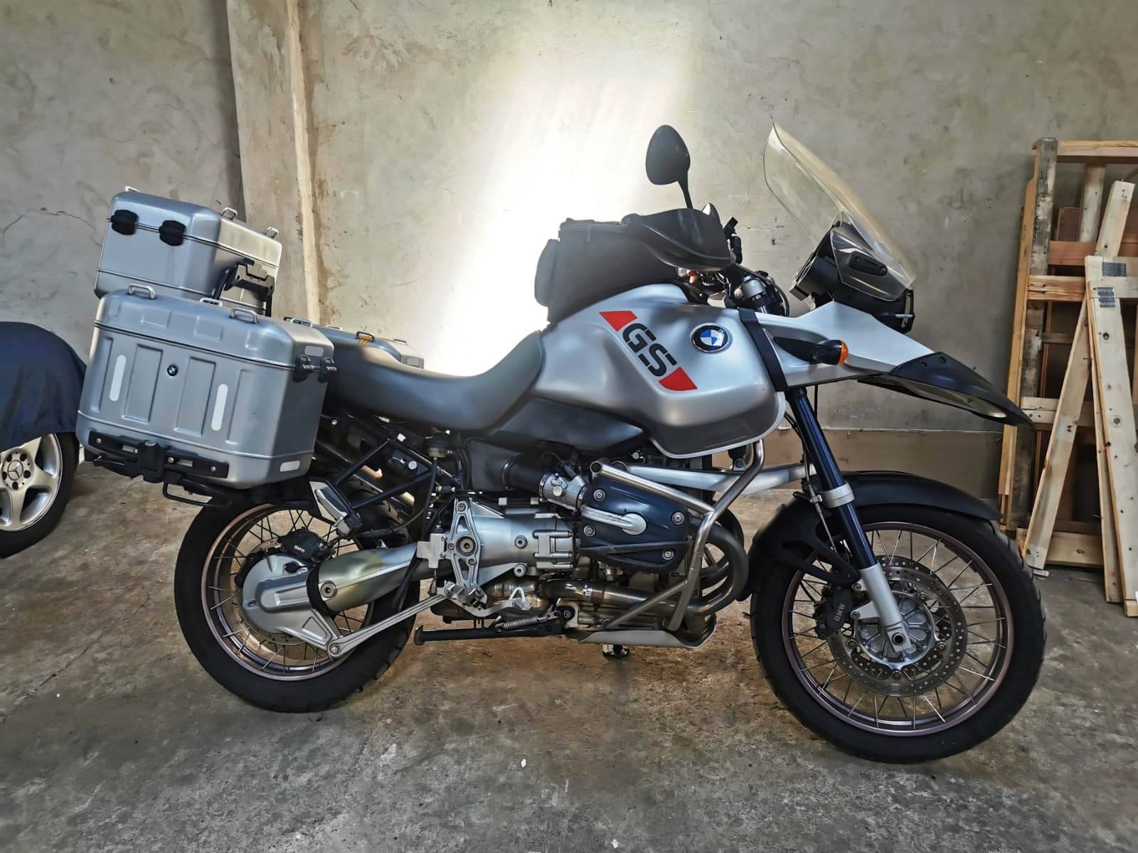 BMW R1150GS Adventure ABS