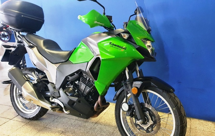 KLE300 Versys X