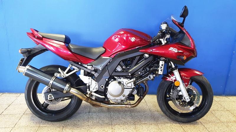 Pending Deal - Suzuki SV650
