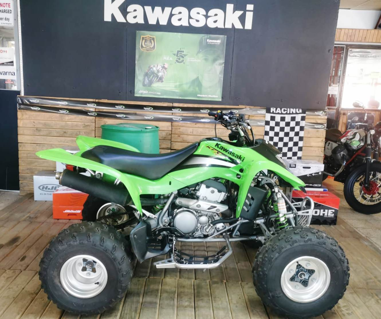 Kawasaki KFX400