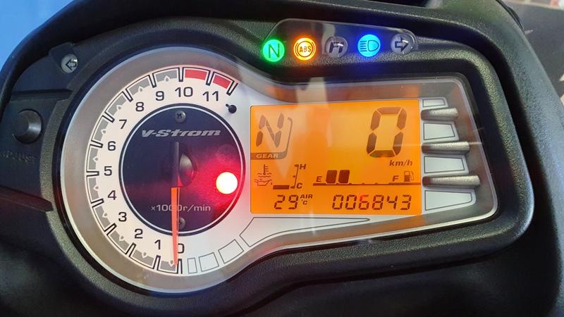 SOLD - Suzuki DL650 V-Strom