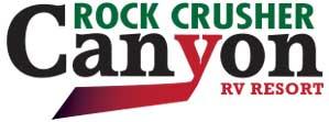 Rock Crusher Canyon RV Park logo