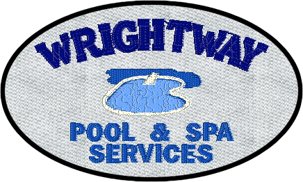 Wrightway Pool & Spa Services logo