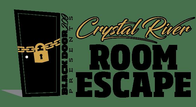 Crystal River Room Escape logo