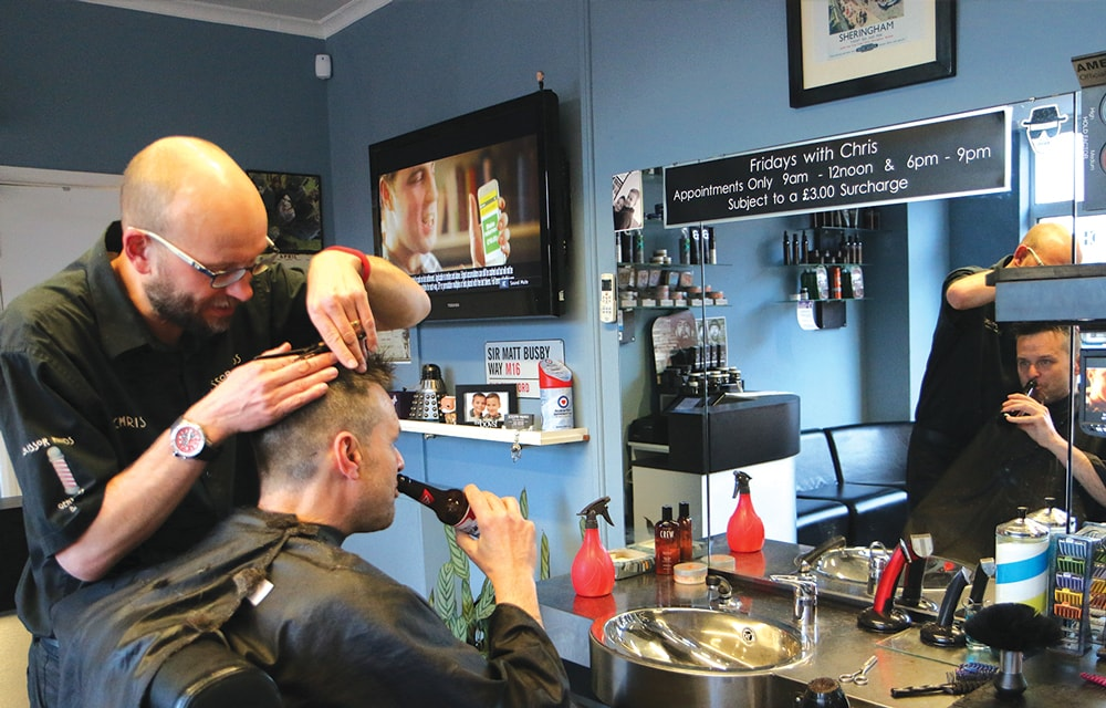 Scissor-Hands - Barber shop in Sheringham