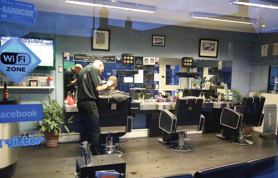 Scissor-Hands - Barbers in Sheringham