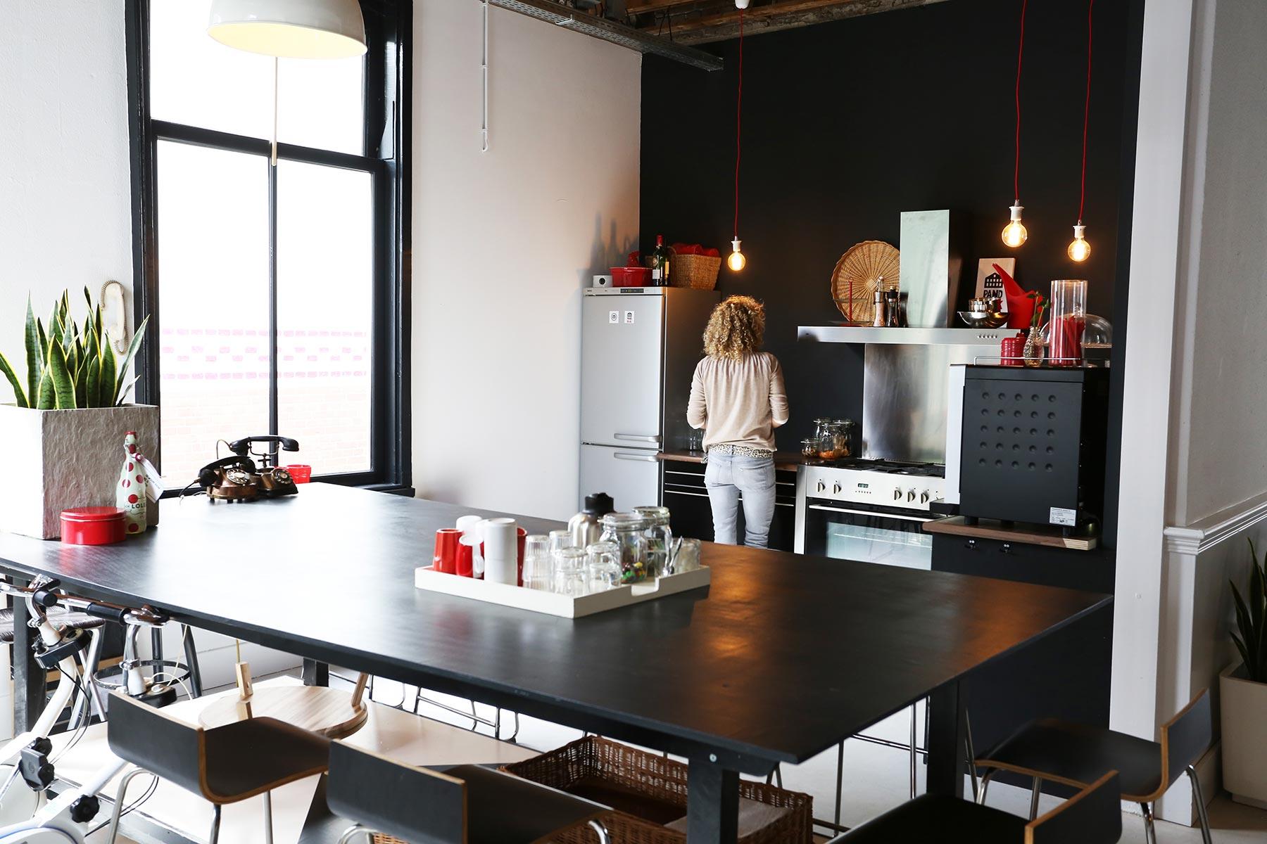 Koffie en Lunchruimte Pand Raak Schagen