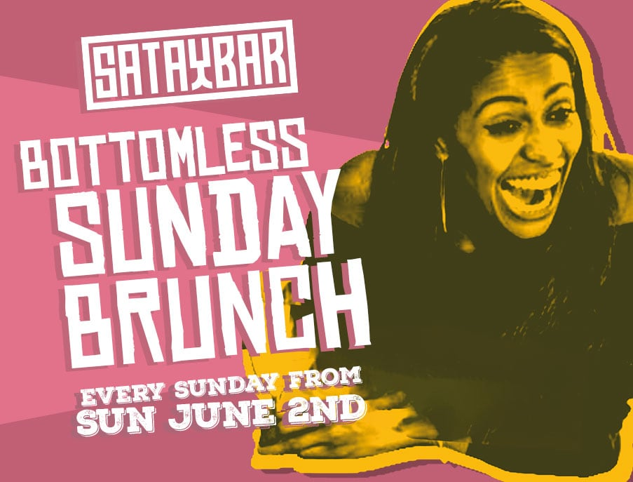 Bottomless Sunday Brunch